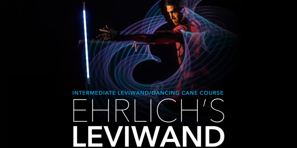 Ehrlich's Leviwand / Dancing Cane Method – Full Course Package