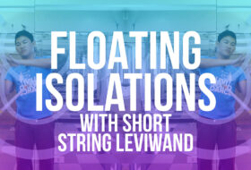Floating Isolations with Short String Leviwand
