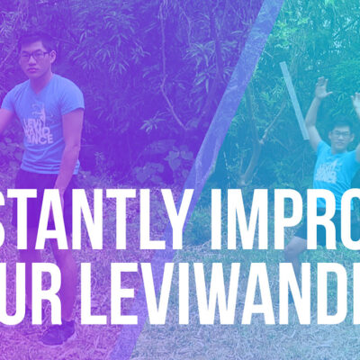 Instantly Improve Your Leviwanding