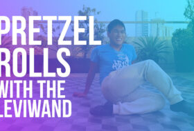 Pretzel Rolls with the Leviwand