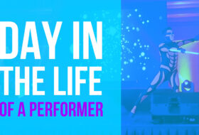 A Day in the Life of a Performer